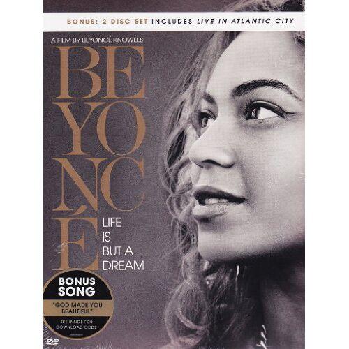 Beyoncé Knowles - Beyonce' - Life Is But A Dream [2 DVDs] - Preis vom 17.05.2021 04:44:08 h