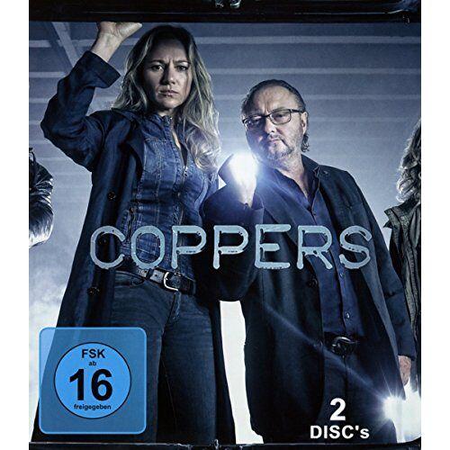 Maarten Moerkerke - Coppers [Blu-ray] - Preis vom 11.06.2021 04:46:58 h