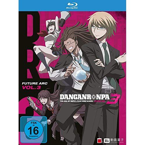 - Danganronpa 3: Future Arc - Blu-ray 3 - Preis vom 11.06.2021 04:46:58 h