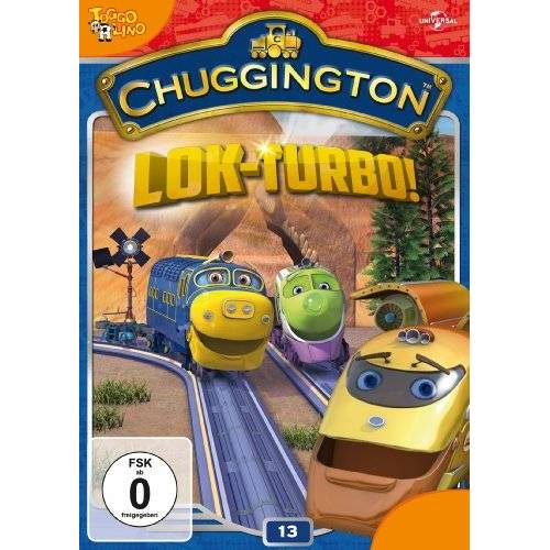 Sarah Ball - Chuggington 13 - Lock Turbo - Preis vom 12.10.2021 04:55:55 h