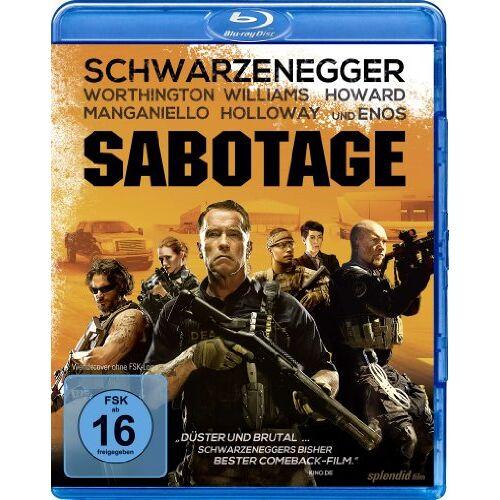 David Ayer - Sabotage [Blu-ray] - Preis vom 15.06.2021 04:47:52 h