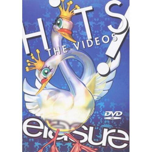 Erasure - Hits! The Very Best of Erasure [2 DVDs] - Preis vom 02.08.2021 04:48:42 h