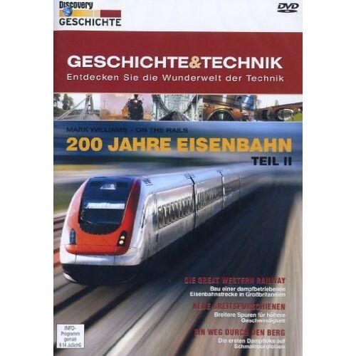 - 200 Jahre Eisenbahn - On the Rails Teil 2 - Preis vom 11.10.2021 04:51:43 h