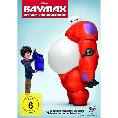 Chris Williams - Baymax - Riesiges Robowabohu - Preis vom 15.06.2021 04:47:52 h