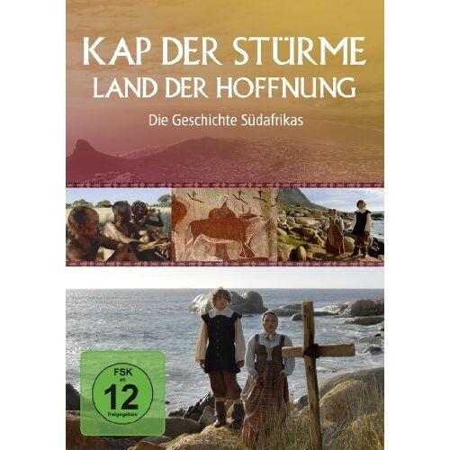Judith Voelker - Kap der Stürme - Land der Hoffnung: Die Geschichte Südafrikas - Preis vom 13.06.2021 04:45:58 h
