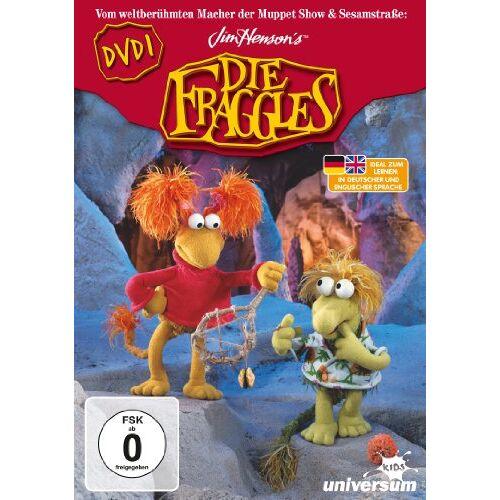 Jim Henson - Die Fraggles - DVD 1 - Preis vom 09.06.2021 04:47:15 h