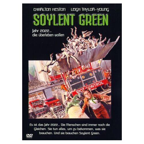Richard Fleischer - Soylent Green - Jahr 2022 ... die überleben wollen - Preis vom 09.06.2021 04:47:15 h