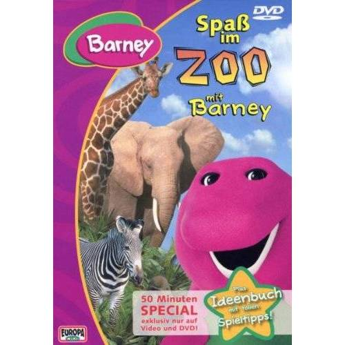 - Barney 3 - Spaß im Zoo mit Barney - Preis vom 22.06.2021 04:48:15 h