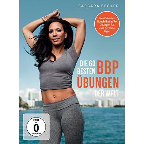 Becker Barbara Becker - Die 60 besten Bauch, Beine, Po Übungen der Welt - Preis vom 11.06.2021 04:46:58 h