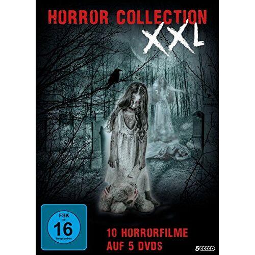 Various - Horror Collection XXL (10 Horrorfilme auf 5 DVDs) - Preis vom 11.06.2021 04:46:58 h