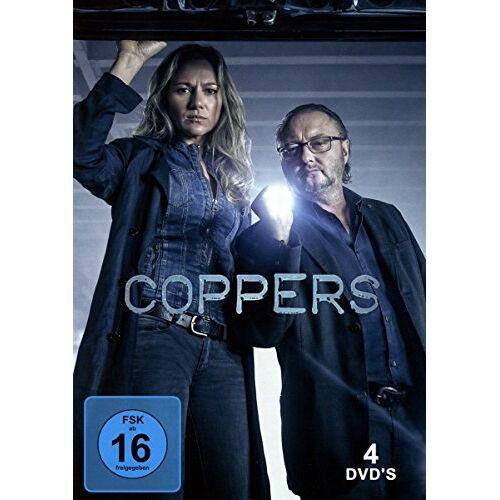 Maarten Moerkerke - Coppers [4 DVDs] - Preis vom 11.06.2021 04:46:58 h