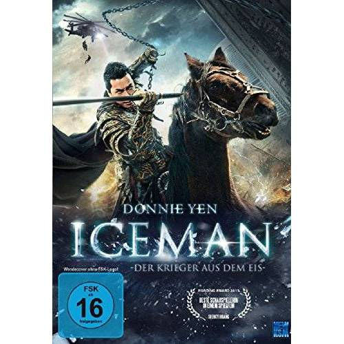 Law Wing-cheong - Iceman - Der Krieger aus dem Eis - Preis vom 18.06.2021 04:47:54 h