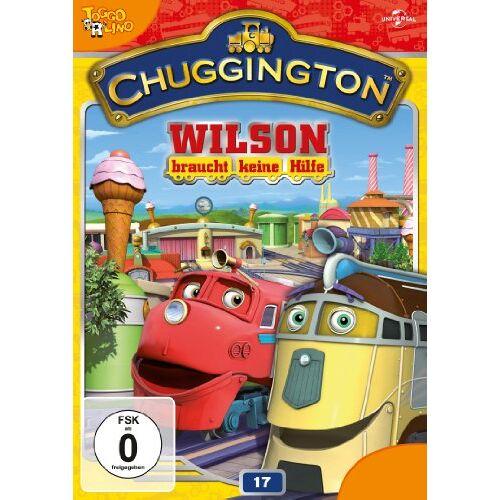 Sarah Ball - Chuggington 17 - Wilson braucht keine Hilfe - Preis vom 12.10.2021 04:55:55 h