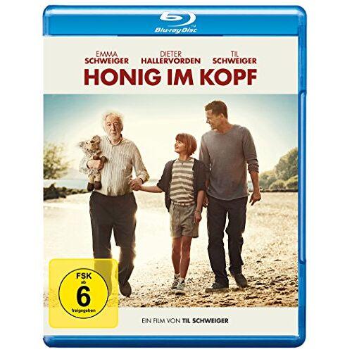 Til Schweiger - Honig im Kopf [Blu-ray] - Preis vom 21.06.2021 04:48:19 h