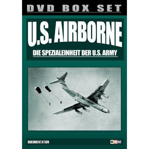 - U.S. Airborne Die Spezialeinheit der U.S.-Army (3 DVDs) - Preis vom 12.06.2021 04:48:00 h