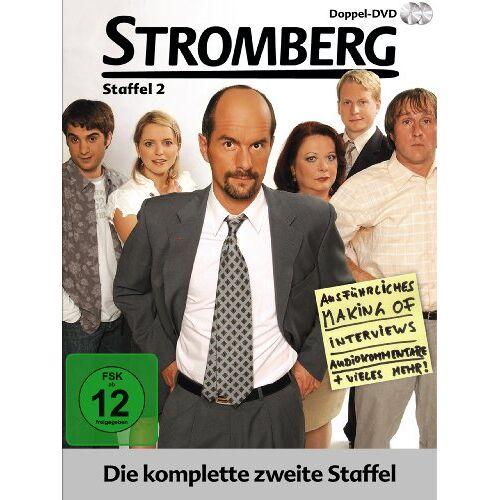 Arne Feldhusen - Stromberg - Staffel 2 [2 DVDs] - Preis vom 09.06.2021 04:47:15 h