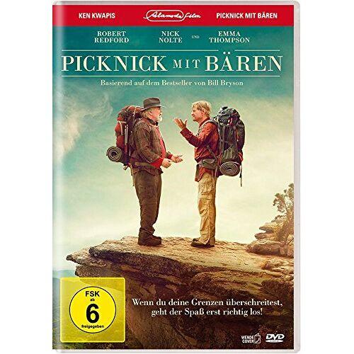 Ken Kwapis - Picknick mit Bären - Preis vom 15.10.2021 04:56:39 h