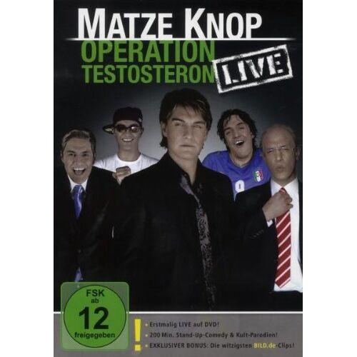 Matze Knop - Operation Testosteron - LIVE - Preis vom 16.05.2021 04:43:40 h