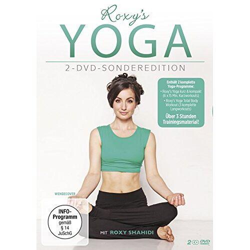 - Roxy's Yoga - 2-DVD-Sonderedtion: Zwei komplette Yoga-Programme in einer Box - Preis vom 16.10.2021 04:56:05 h