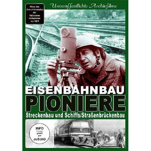- Eisenbahnbau - Pioniere - Streckenbau und Schiffs/ Straßenbrückenbau - Preis vom 09.09.2021 04:54:33 h