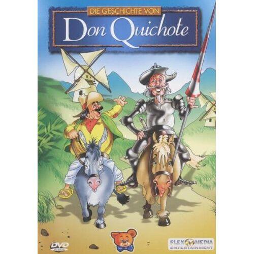 - Die Geschichte von Don Quichote - Preis vom 09.06.2021 04:47:15 h