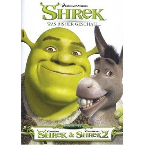 - Shrek / Shrek 2 [2 DVDs] - Preis vom 14.06.2021 04:47:09 h