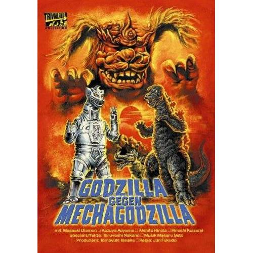 Jun Fukuda - Godzilla gegen Mechagodzilla - Preis vom 15.09.2021 04:53:31 h