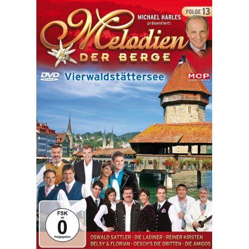 Hans Jöchler - Melodien der Berge (Folge 13) - Vierwaldstättersee - Preis vom 12.06.2021 04:48:00 h
