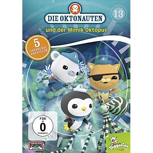 Monica Kruse - Die Oktonauten... und der Mimik Oktopus - Preis vom 18.06.2021 04:47:54 h