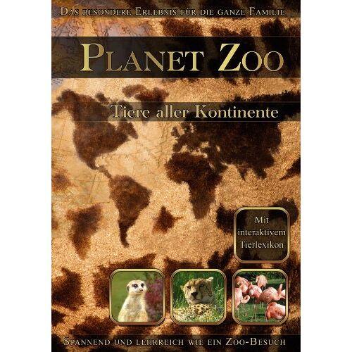 Simon Busch - Planet Zoo - Tiere aller Kontinente - Preis vom 19.06.2021 04:48:54 h
