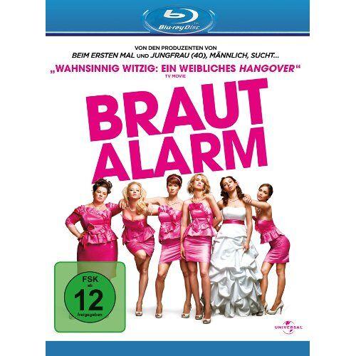 Paul Feig - Brautalarm [Blu-ray] - Preis vom 13.06.2021 04:45:58 h
