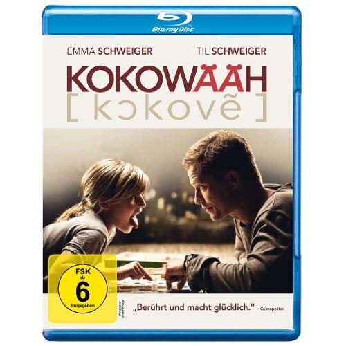 Til Schweiger - Kokowääh [Blu-ray] - Preis vom 19.06.2021 04:48:54 h