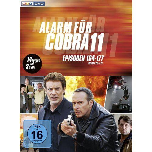 Erdogan Atalay - Alarm für Cobra 11 - Staffel 20 + 21 [3 DVDs] - Preis vom 13.06.2021 04:45:58 h