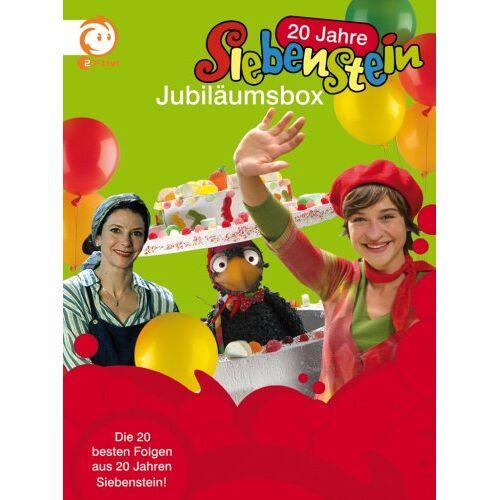 Adelheid Arndt - Siebenstein Jubiläumsbox - Das Beste aus 20 Jahren Siebenstein (4 DVDs) - Preis vom 19.06.2021 04:48:54 h