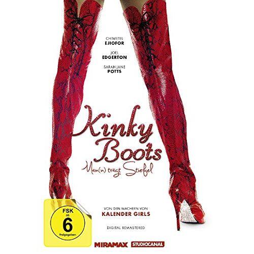 Julian Jarrold - Kinky Boots - Man(n) trägt Stiefel - Preis vom 13.06.2021 04:45:58 h