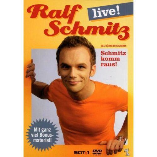 Ralf Schmitz - Ralf Schmitz Live! - Preis vom 21.06.2021 04:48:19 h