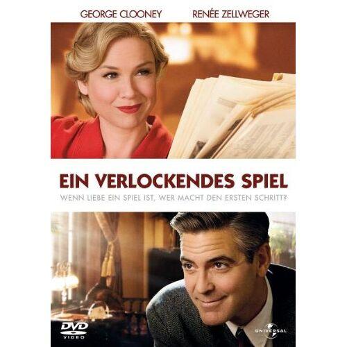 George Clooney - Ein verlockendes Spiel - Preis vom 24.07.2021 04:46:39 h