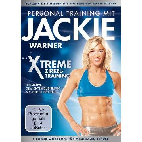 Jackie Warner - Personal Training mit Jackie Warner - Xtreme Zirkeltraining - Preis vom 19.06.2021 04:48:54 h