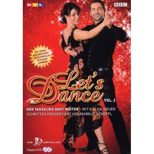 - Let's Dance - Der Tanzkurs, Vol. 02 [2 DVDs] - Preis vom 23.10.2021 04:56:07 h