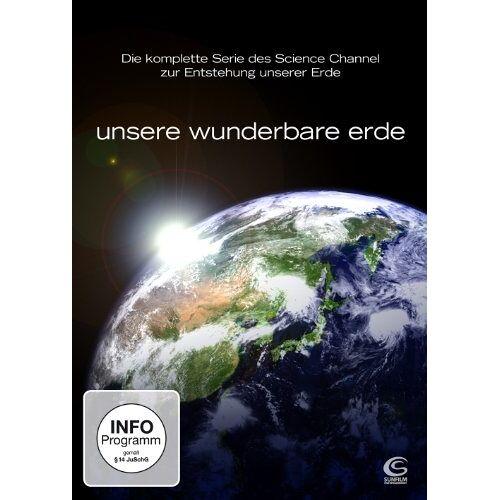 Pierre de Lespinois - Unsere wunderbare Erde [2 DVDs] - Preis vom 09.06.2021 04:47:15 h