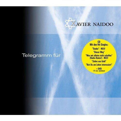 Xavier Naidoo - Telegramm für X - Preis vom 21.06.2021 04:48:19 h