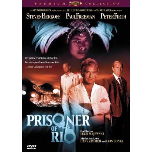 Lech Majewski - Prisoner of Rio - Preis vom 15.06.2021 04:47:52 h