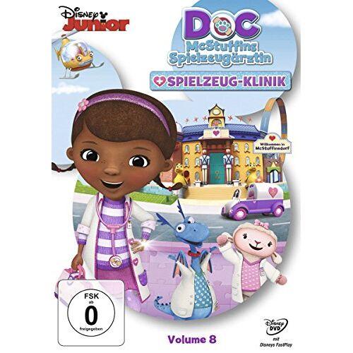 Chris Nee - Doc McStuffins - Spielzeugärztin, Volume 8: Spielzeug-Klinik - Preis vom 25.10.2021 04:56:05 h