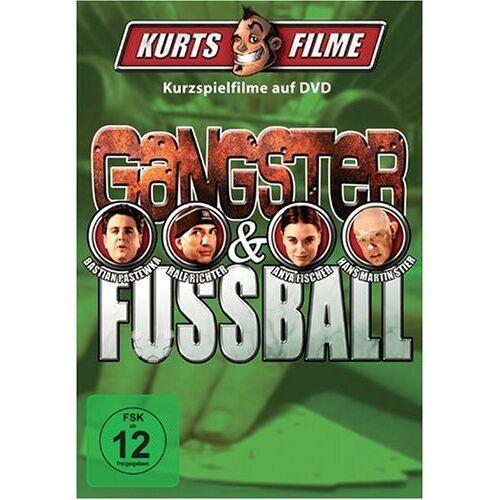Anja Jacobs - KurtsFilme - Gangster & Fussball - Kurzfilme - Preis vom 12.06.2021 04:48:00 h