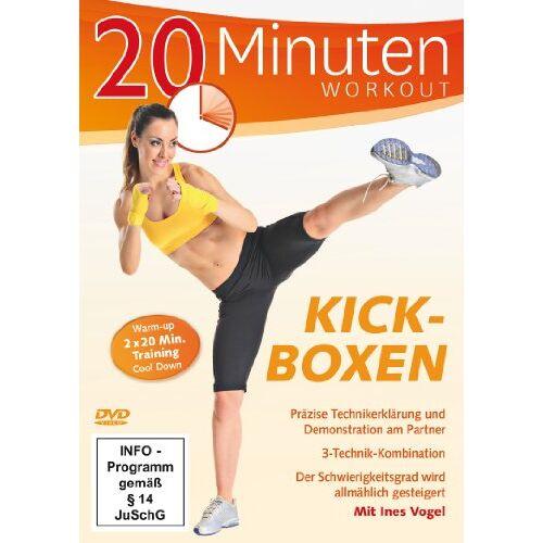Ines Vogel - 20 Minuten Workout - Kickboxen - Preis vom 13.06.2021 04:45:58 h