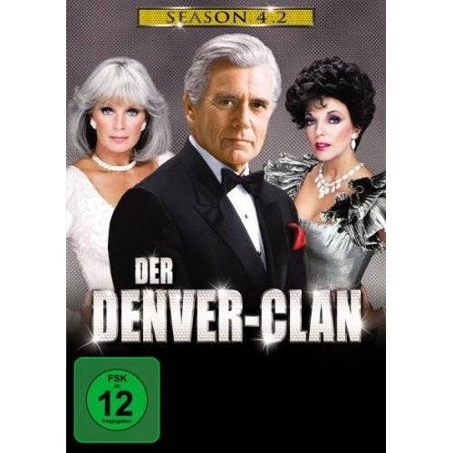 John Forsythe - Der Denver-Clan - Season 4, Vol. 2 [4 DVDs] - Preis vom 11.06.2021 04:46:58 h