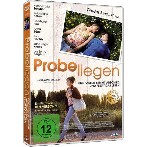 Ben Verbong - Probeliegen - Preis vom 13.06.2021 04:45:58 h