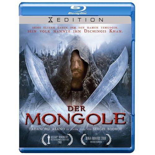 Sergei Bodrow - Der Mongole [Blu-ray] - Preis vom 11.06.2021 04:46:58 h