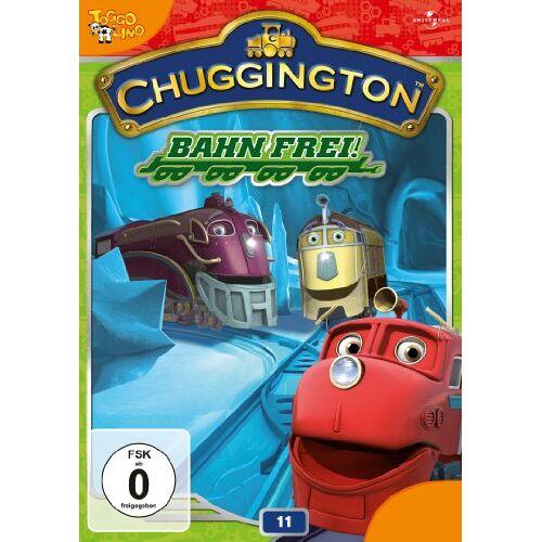 Sarah Ball - Chuggington 11 - Bahn frei! - Preis vom 19.06.2021 04:48:54 h