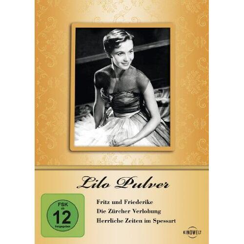Géza von Bolváry - Lilo Pulver Edition [3 DVDs] - Preis vom 15.06.2021 04:47:52 h